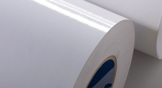 Ламинация мелованной бумаги