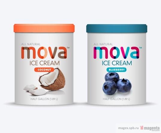 Мороженое Mova Ice Cream