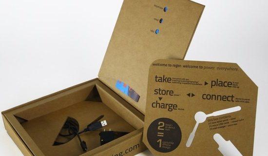 Экологически чистая упаковка для электроники
