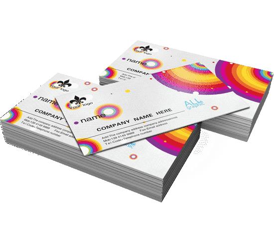 Как изготавливаются визитки