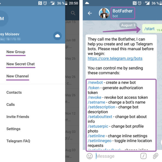 Как использовать Telegram для бизнеса
