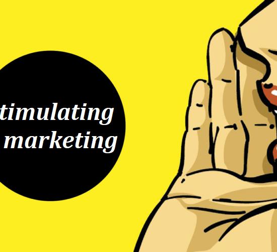 Пример применения стимулирующего маркетинга