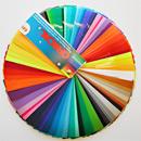 Цветовые карты самоклеящихся пленок