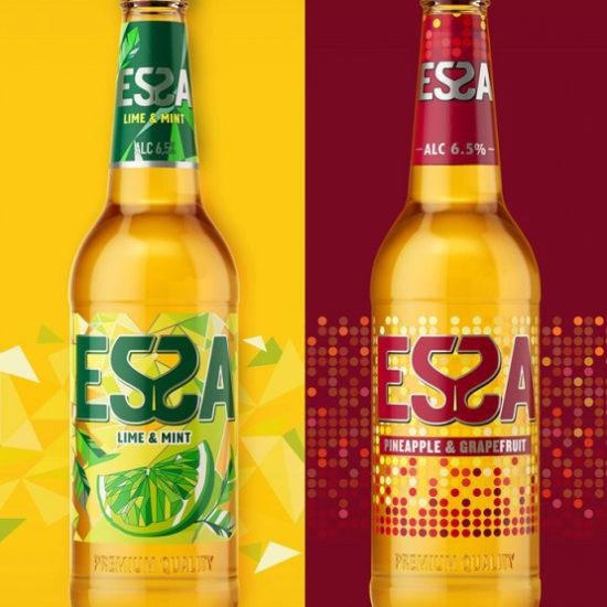 AB InBev Efes Украина запускает новый пати-бренд ESSA: идеальный для вечеринок