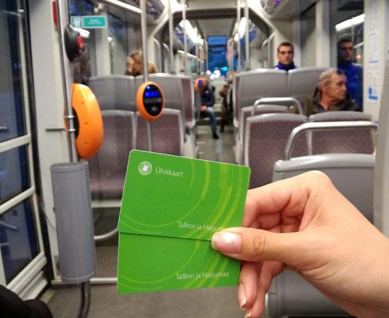 ИИ в общественном транспорте