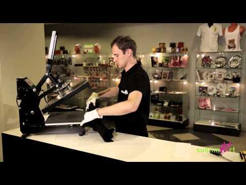 ВИДЕО-инструкция по работе с термотрансферными пленками