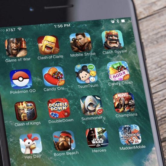 ТОП-6 платформ для создания мобильных игр