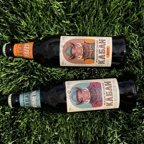 Внимание, несется «Жашковский Кабан»! Новый современный пивоваренный завод New Brew запускает первый бренд регионального пива