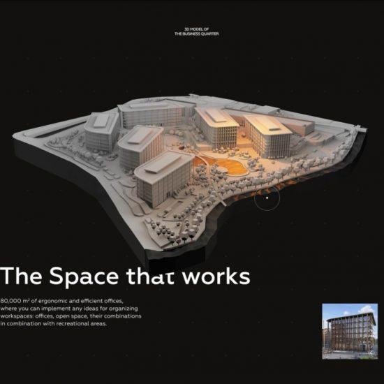 Деловой квартал «Сколково Парк» создает виртуальный хаб для будущих резидентов комплекса
