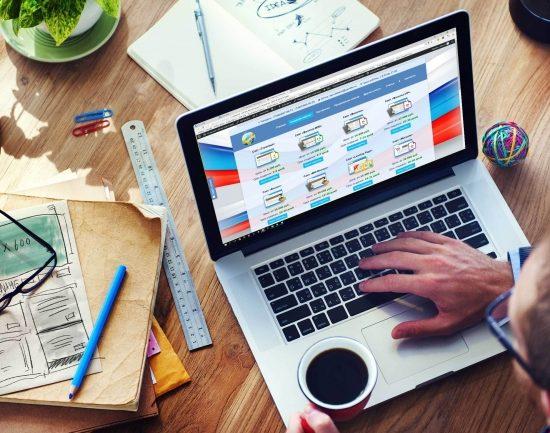 Создание и продвижение сайта – главная рекламная составляющая компании