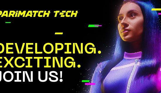 Digital Chain зняло employer brand ролик для Parimatch Tech