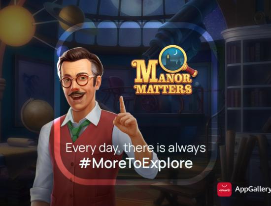 Головоломка Manor Matters от Playrix стала доступна в AppGallery